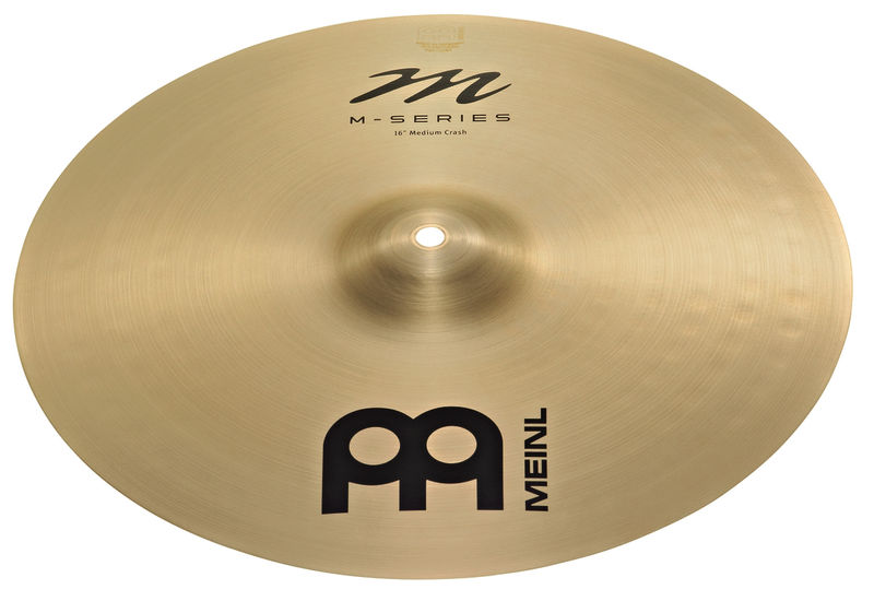"Meinl 16"" M-Series Medium Crash"