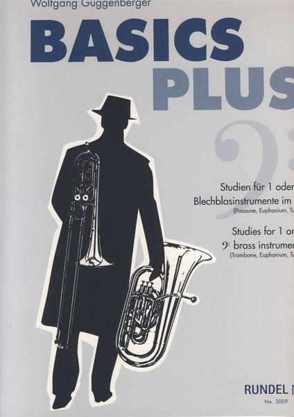 Musikverlag Rundel Basics Plus f.Trombone,Euphon.