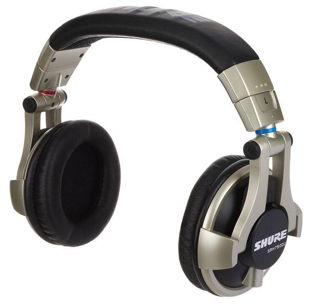 SRH750 DJ Shure