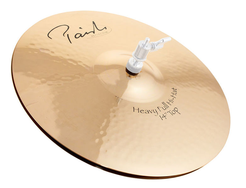 "Paiste 14"" Reflector Heavy Hi-Hat"
