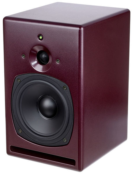 PSI Audio Active 17M Studio Red