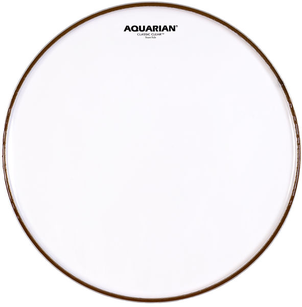 "Aquarian 13"" Classic Clear Resonant"