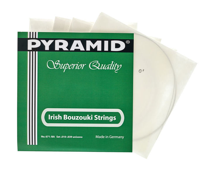 Pyramid Irish Bouzouki Strings 671/8A