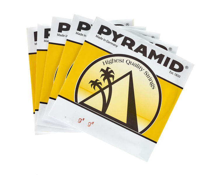 Pyramid Hamburger Waldzither Strings