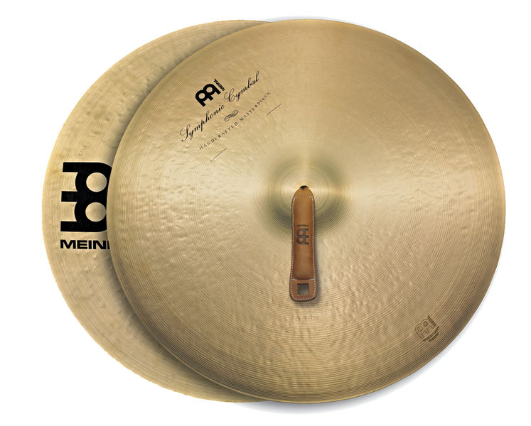 "Meinl 18"" Symphonic Medium"