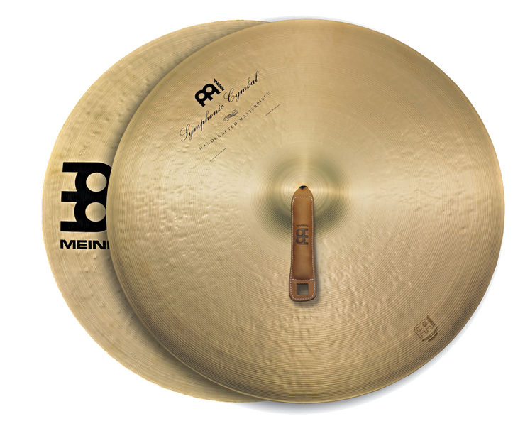 "Meinl 20"" Symphonic, Medium"