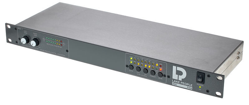 Lake People ADC F444S A/D converter 24/192