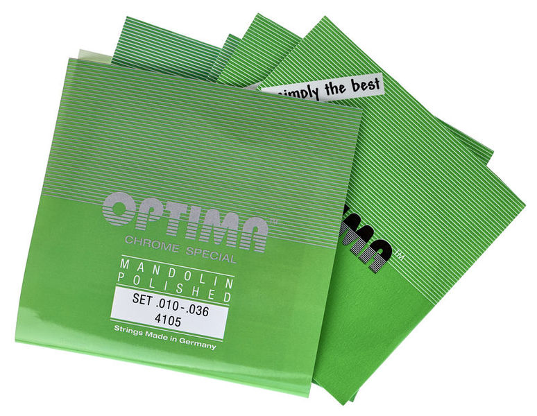 Optima Mandolin Strings Chrom Special