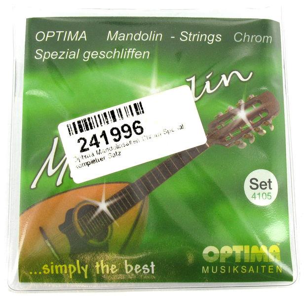 Optima Mandolin Strings Chrom Special