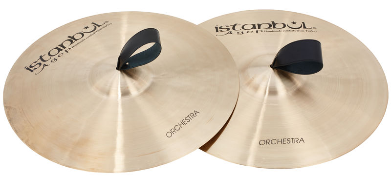 Istanbul Agop Orchestral 20""