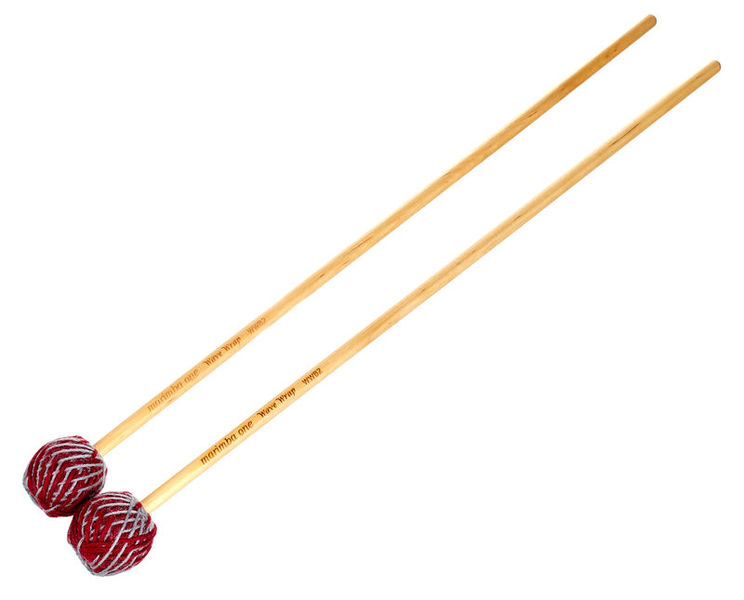 Marimba One Wave Wrap Mallets Birch