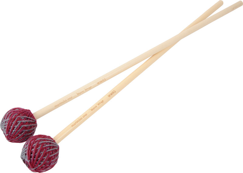 Marimba One Wave Wrap Mallets Rattan