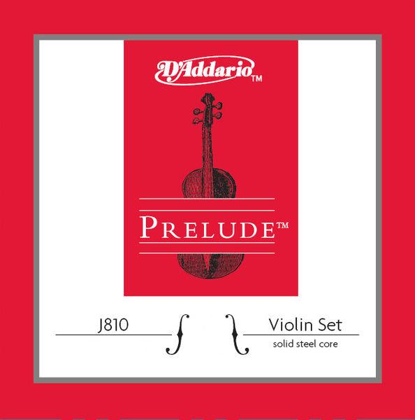 Daddario J810-1/16M Prelude Violin 1/16