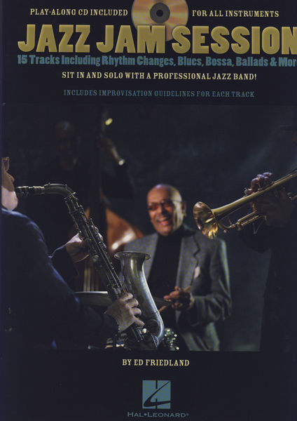 Hal Leonard Jazz Jam Session