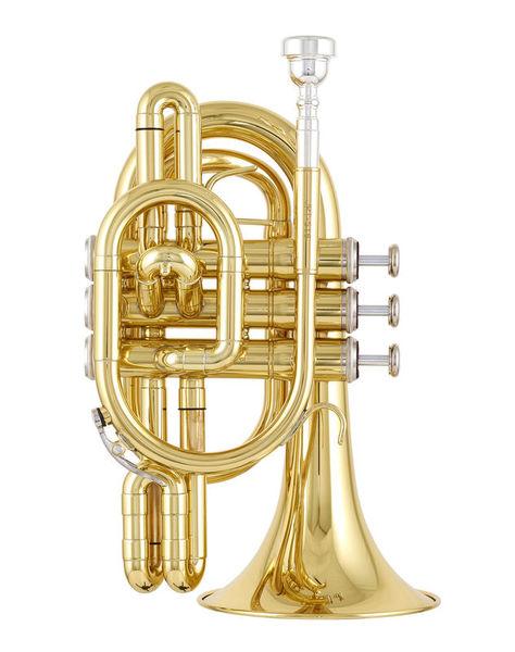 Jupiter JTR516L Pocket Trumpet Lacquer
