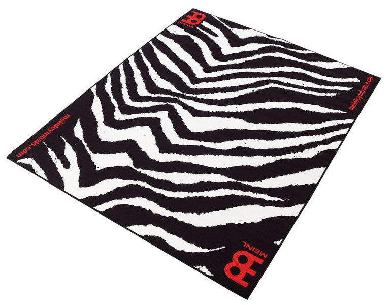 Meinl Mdr Zb Zebra Drum Rug Thomann France
