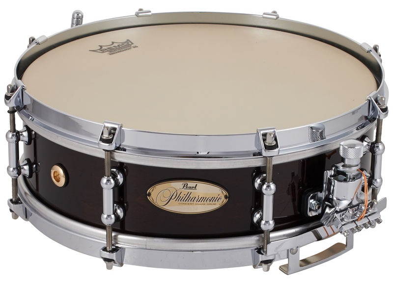 "Pearl 13""x4"" Philharmonic Snare #101"