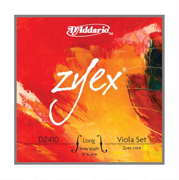 Daddario ZYEX DZ410-LH Viola