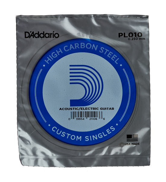 Daddario PL010 Single String