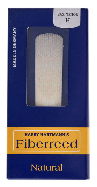 Harry Hartmann Fiberreed Natural Tenor Sax H