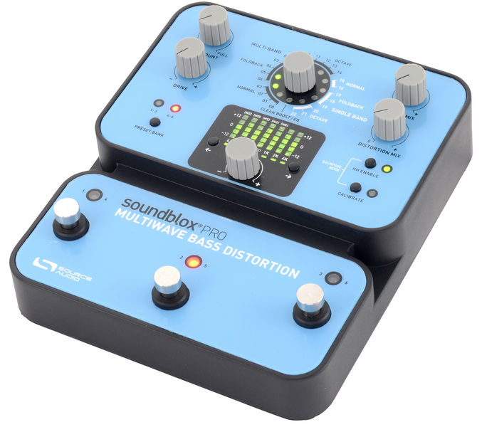 Source Audio Soundblox Multiwave Pro Bass