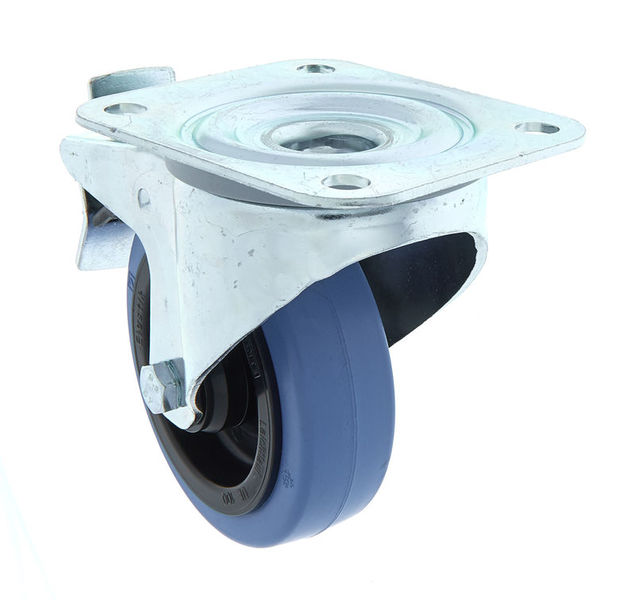 Millenium Blue Wheel Braked MkII