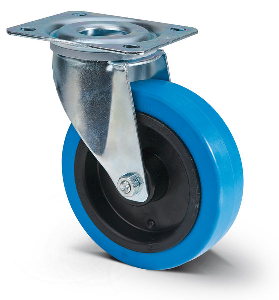 Millenium Blue Wheel MkII Without Brake