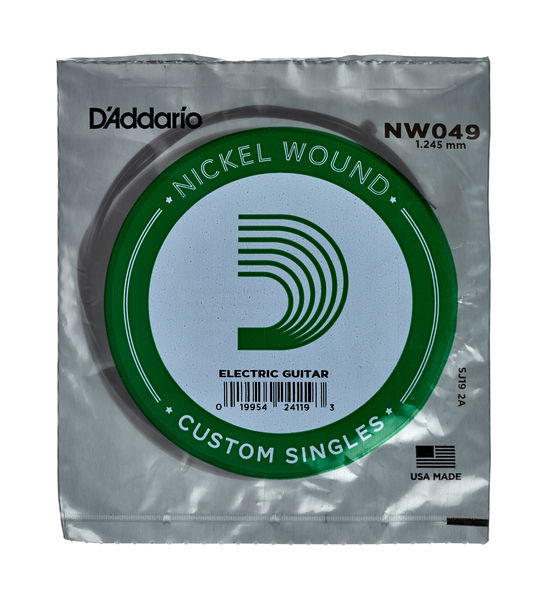 Daddario NW049 Single String