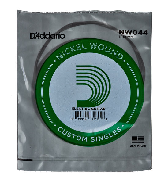 Daddario NW044 Single String