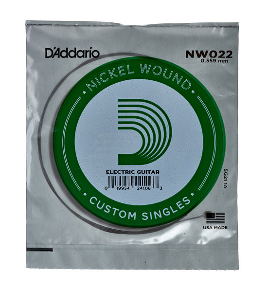 Daddario NW022 Single String