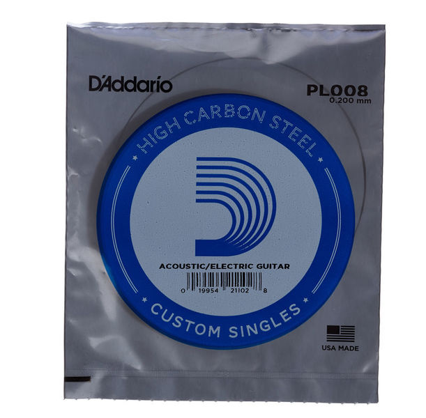 Daddario PL008 Single String