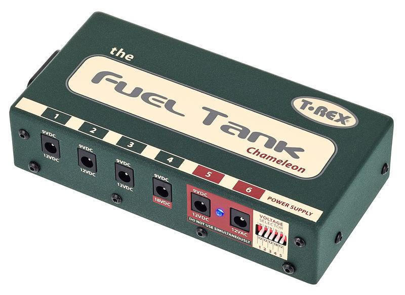 Fuel Tank Chameleon T-Rex