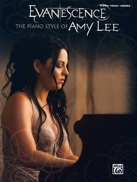 Alfred Music Publishing Evanescence The Piano Style