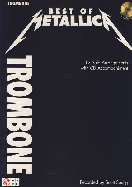 Hal Leonard Best of Metallica Trombone