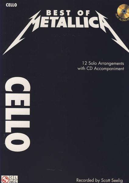 Hal Leonard Best of Metallica Cello