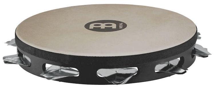 Meinl STAH1S-BK Hand Tambourine