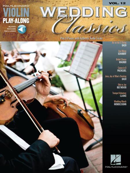 Hal Leonard Wedding Classics Violin