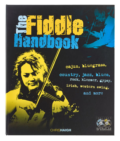 Hal Leonard The Fiddle Handbook