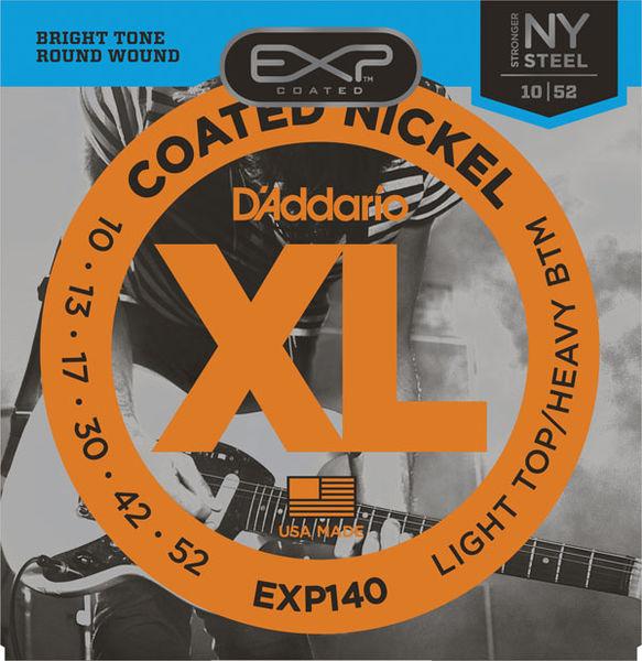 Daddario EXP140