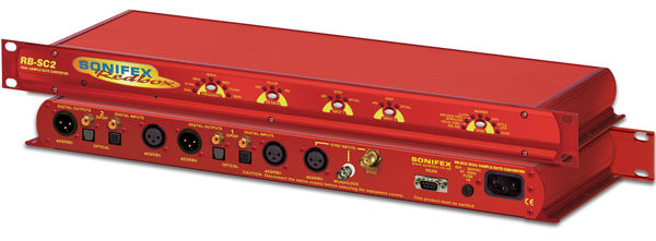 Sonifex Redbox RB-SC2