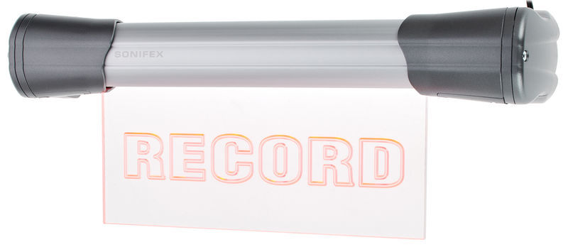 Sonifex Record Sign SingleFlush 20