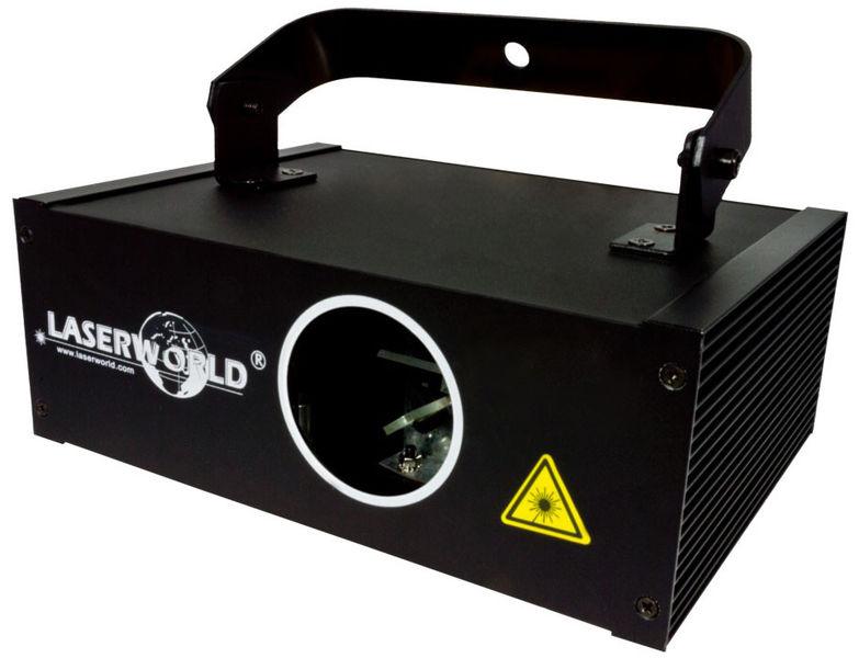 Laserworld EL-200 RGY 200mW