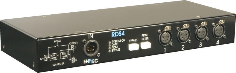 Enttec DMX/RDM Splitter RDS4