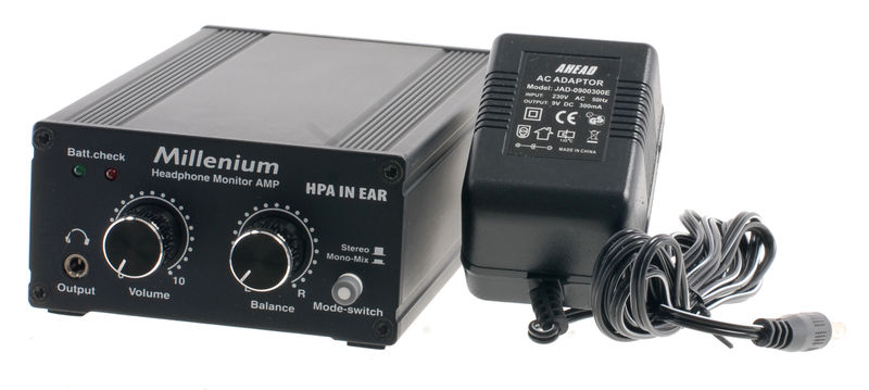 Millenium HPA In Ear