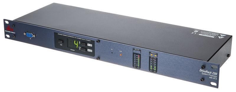 DBX DriveRack 220 i