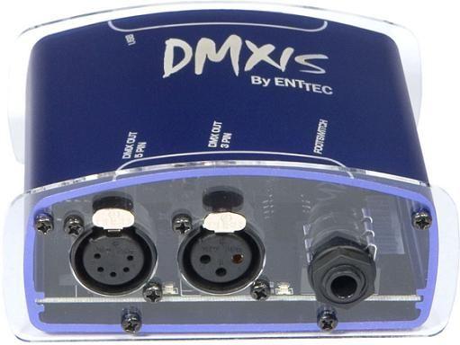 Enttec DMXIS (Logic, Ableton, Cubase)