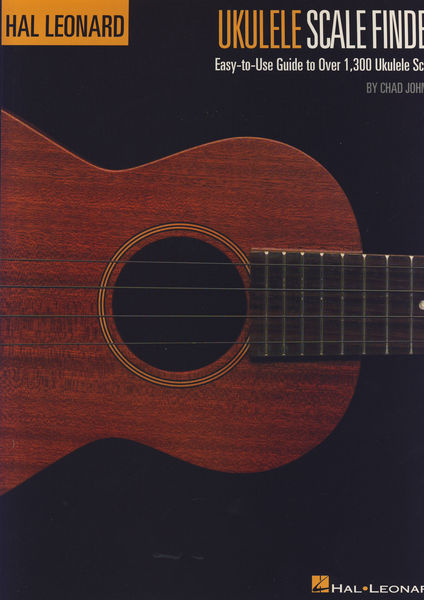 Hal Leonard Ukulele Scale Finder