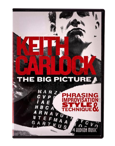 Hudson Music Keith Carlock DVD