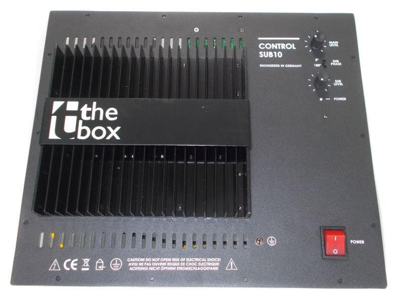the box Power Module Control 10 Sub
