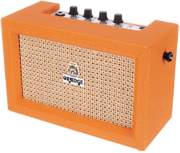 Orange Micro-Crush PiX Stereo